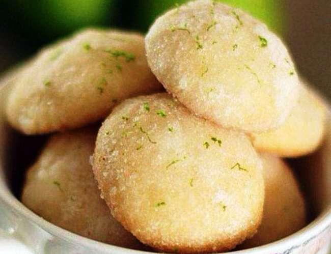 Biscoito de Limão com Maisena