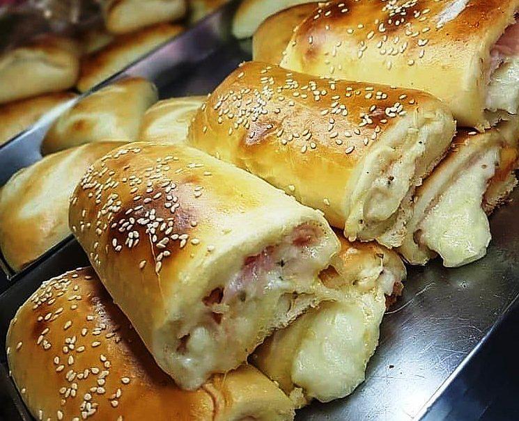 Pãozinho Pizza Fácil e Delicioso