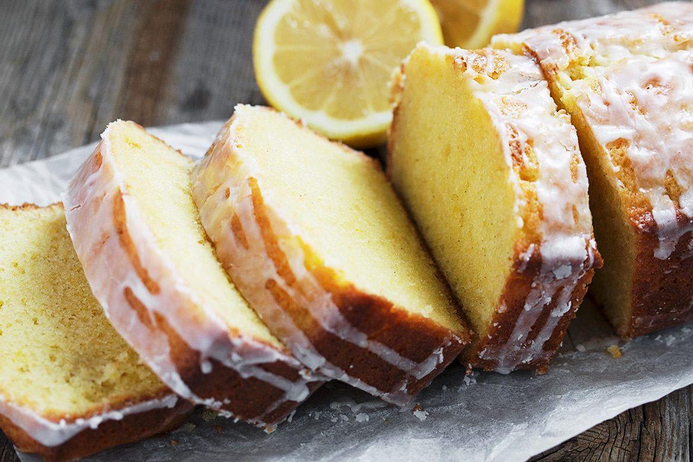 Glacê de Limão com Açúcar