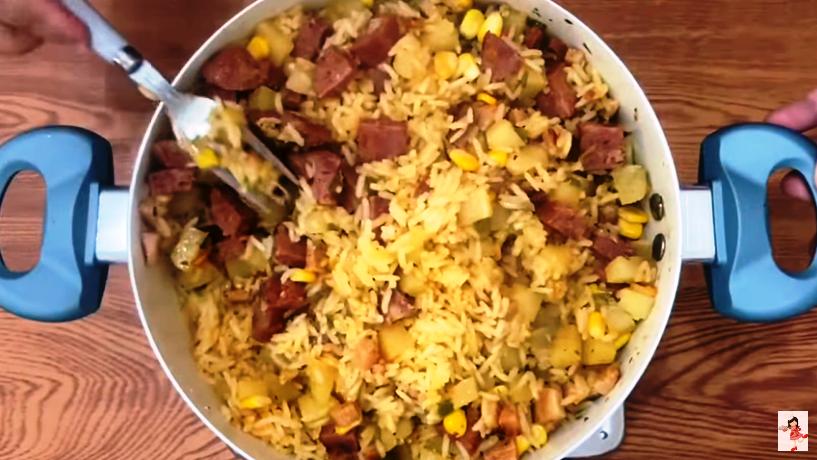 Numa Panela  Só: O Almoço Pra Quem Tem Preguiça De Cozinhar