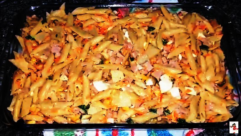 """Aprenda A Fazer """"Macarronese"""", A Salada De Macarrão"""