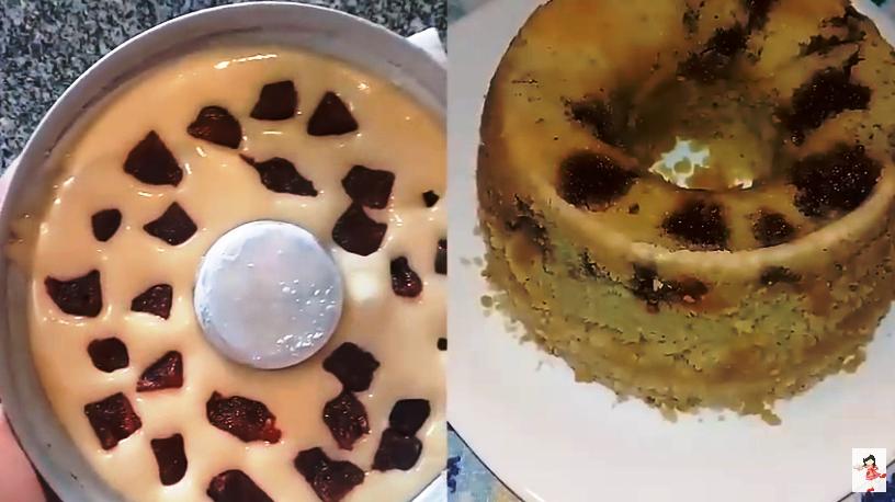 Aprenda a fazer o bolo cascão mais delicioso do mundo