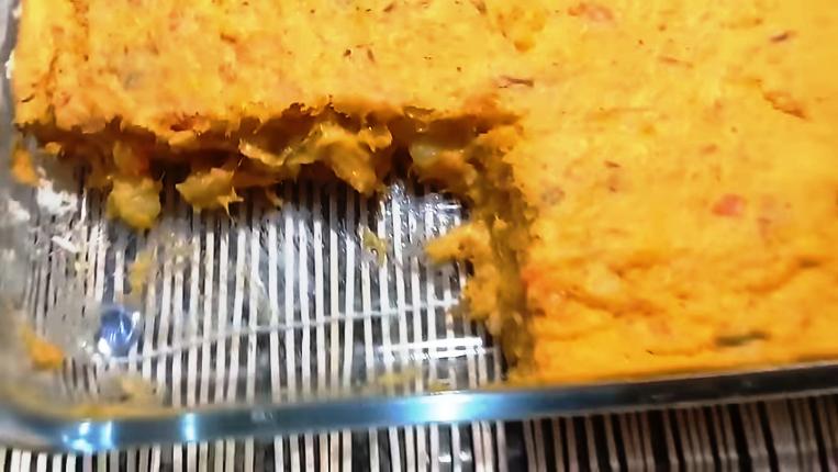 A torta suflê de bacalhau que minha amiga portuguesa me ensinou