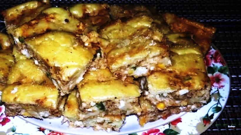 A Torta de Sardinha Mais Fácil e Deliciosa do Mundo