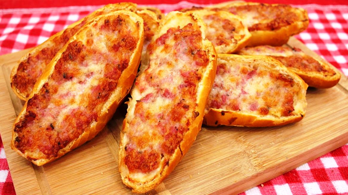Faça Esse Delicioso Pão com Linguiça na Churrasqueira