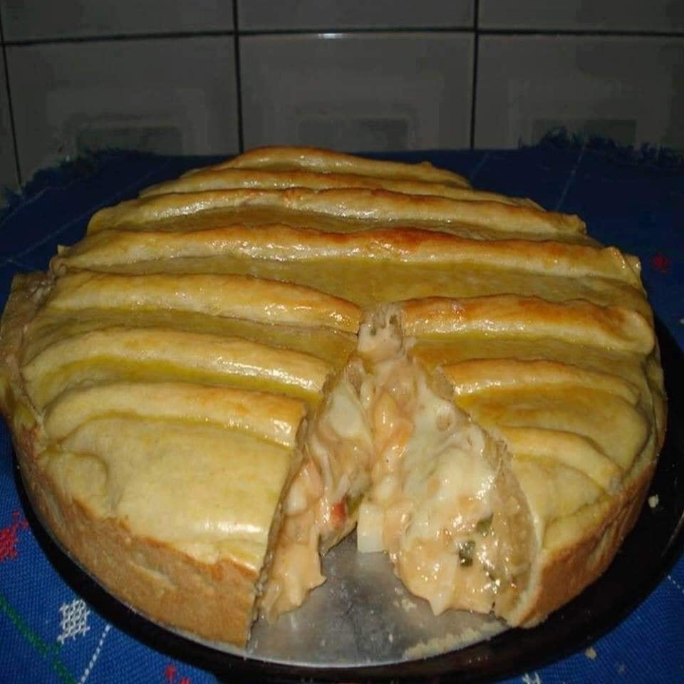 Aprenda a Fazer a Torta de Palmito Que Minha Mãe me Ensinou #cremosa